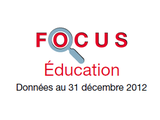 Couverture Focus Education