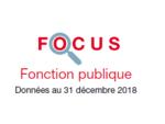Couverture Focus Fonction publique 2018