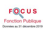 Couverture Focus Fonction publique 2019