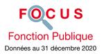 Couverture Focus Fonction publique 2020