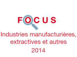 Couverture Focus Industrie V2 2014