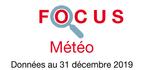 Couverture Focus Météo 2019