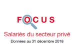 Couverture Focus Salariés 2018