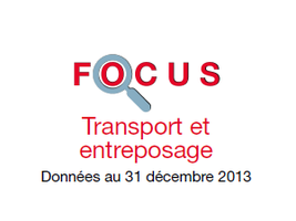 Couverture Focus Transport et entreposage 2013
