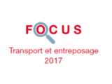 Couverture Focus Transport et entreposage 2017