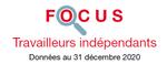 Couverture : Focus Travailleurs indépendants 2020