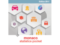 Couverture monaco statistics pocket 2017