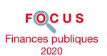 Couverture Focus Finances publiques 2020