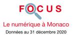 Couverture Focus numérique à Monaco 2020