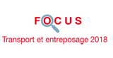 Focus : Transport et entreposage 2018