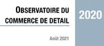 Couverture Observatoire Commerce de détail 2020