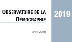 Couverture Observatoire Démographie 2019
